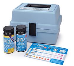 Hach DPD Pro test kit